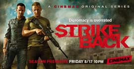Strike Back (TV) - 20 x 40 TV Poster - Style A