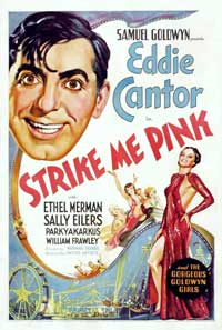 Strike Me Pink - 11 x 17 Movie Poster - Style A