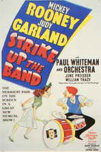 Strike Up the Band - 11 x 17 Movie Poster - Style A