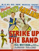 Strike Up the Band - 27 x 40 Movie Poster - Style B