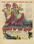 Strike Up the Band - 27 x 40 Movie Poster - Style C