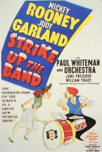 Strike Up the Band - 27 x 40 Movie Poster - Style A