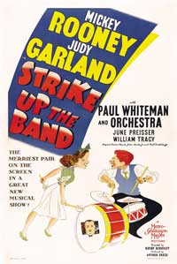 Strike Up the Band - 43 x 62 Movie Poster - Bus Shelter Style A