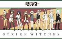 Strike Witches - 11 x 17 Movie Poster - Japanese Style C