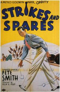 Strikes and Spares - 11 x 17 Movie Poster - Style A