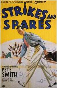 Strikes and Spares - 27 x 40 Movie Poster - Style A