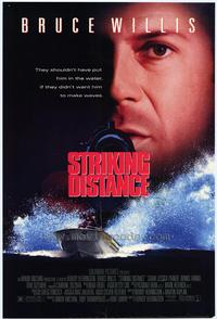 Striking Distance - 27 x 40 Movie Poster - Style A