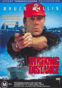 Striking Distance - 27 x 40 Movie Poster - Australian Style A