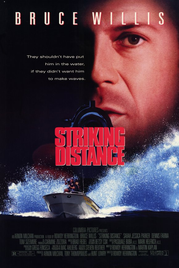 Striking Distance Movie Posters From Movie Poster Shop