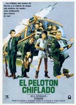 Stripes - 11 x 17 Movie Poster - Spanish Style A