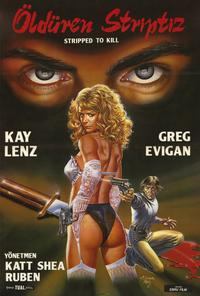 Stripped to Kill - 27 x 40 Movie Poster - Foreign - Style A