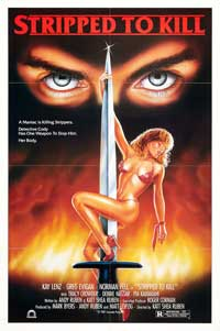 Stripped to Kill - 27 x 40 Movie Poster - Style A
