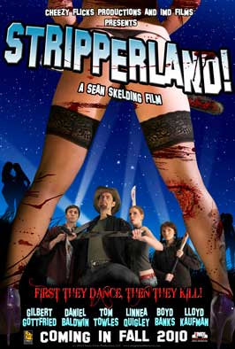 Stripperland - 11 x 17 Movie Poster - Style A