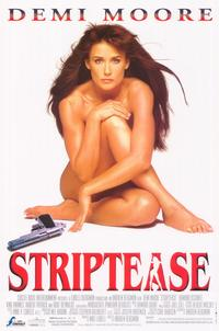 Striptease - 11 x 17 Movie Poster - Belgian Style A