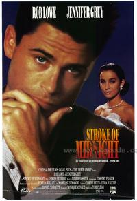 Stroke of Midnight - 27 x 40 Movie Poster - Style A