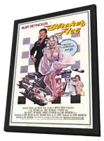 Stroker Ace - 27 x 40 Movie Poster - Style A - in Deluxe Wood Frame