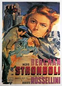 Stromboli - 11 x 17 Movie Poster - Italian Style A