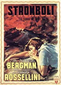 Stromboli - 11 x 17 Movie Poster - Italian Style B