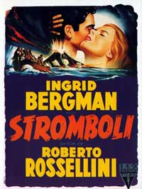 Stromboli - 11 x 17 Movie Poster - French Style A