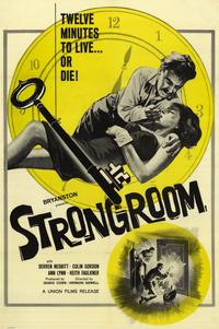 Strongroom - 11 x 17 Movie Poster - Style A