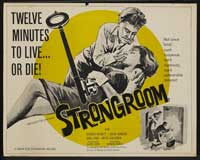 Strongroom - 22 x 28 Movie Poster - Half Sheet Style A