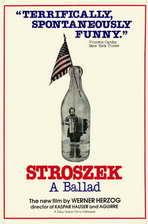 Stroszek - 11 x 17 Movie Poster - Style A