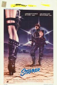Stryker - 11 x 17 Movie Poster - Belgian Style A
