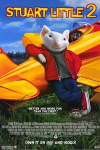Stuart Little 2 - 11 x 17 Movie Poster - Style B