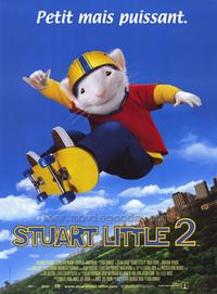 Stuart Little 2 - 30 x 40 Movie Poster - French Style A