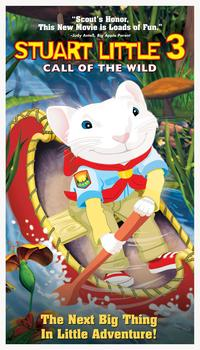 Stuart Little 3: Call of the Wild - 11 x 17 Movie Poster - Style A