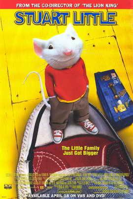 Stuart Little - 11 x 17 Movie Poster - Style A