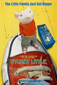 Stuart Little - 11 x 17 Movie Poster - Style B