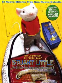 Stuart Little - 27 x 40 Movie Poster - Spanish Style A