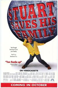 Stuart Saves His Family - 27 x 40 Movie Poster - Style A