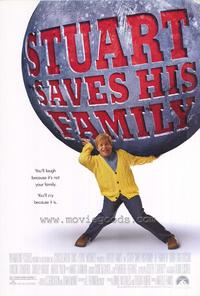 Stuart Saves His Family - 27 x 40 Movie Poster - Style B