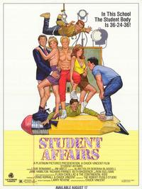 Student Affairs - 11 x 17 Movie Poster - Style A