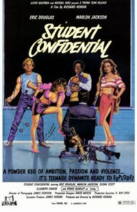 Student Confidential - 11 x 17 Movie Poster - Style A