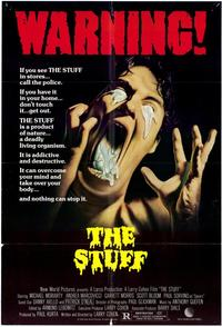 The Stuff - 27 x 40 Movie Poster - Style A