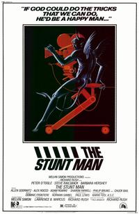 The Stunt Man - 11 x 17 Movie Poster - Style B