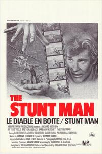 The Stunt Man - 11 x 17 Movie Poster - Belgian Style A
