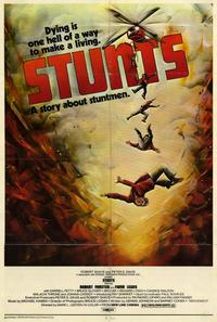 Stunts - 11 x 17 Movie Poster - Style A