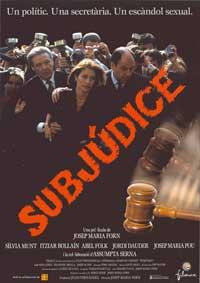 Subjudice - 11 x 17 Movie Poster - Spanish Style A