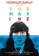 Submarine - 11 x 17 Movie Poster - Style A