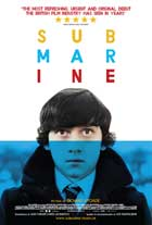 Submarine - 11 x 17 Movie Poster - Danish Style A