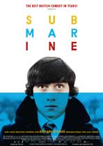 Submarine - 11 x 17 Movie Poster - German Style A