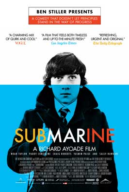 Submarine - 27 x 40 Movie Poster - Canadian Style A