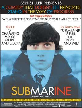 Submarine - 27 x 40 Movie Poster - Style B