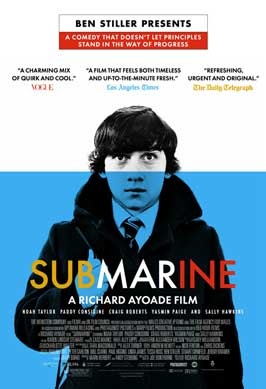 Submarine - 27 x 40 Movie Poster - Style C