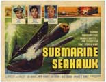 Submarine Seahawk - 22 x 28 Movie Poster - Half Sheet Style A