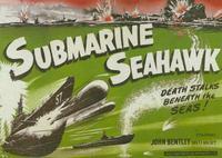 Submarine Seahawk - 11 x 14 Movie Poster - Style B